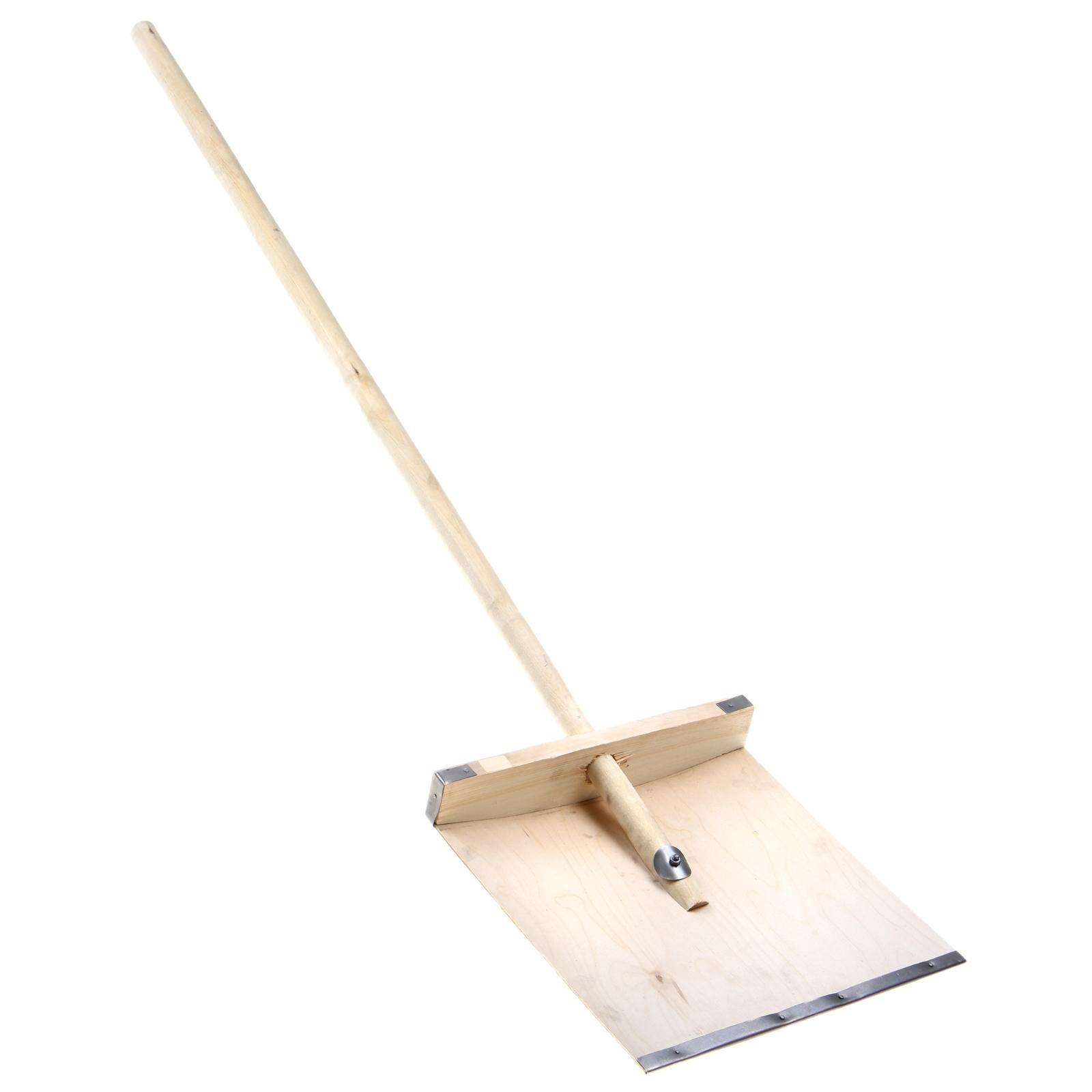 Как сделать большую лопату